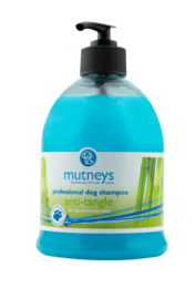 Mutneys Anti-tangle Shampoo 500ml