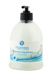 Mutneys Coconut Shampoo 500ml
