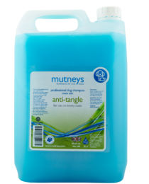 Mutneys Anti-tangle Shampoo 5L