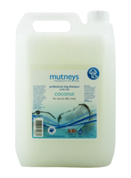 Mutneys Coconut Shampoo 5L