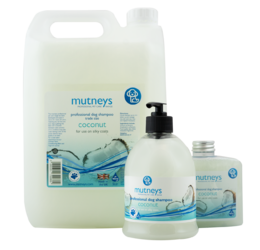 Mutneys Coconut Shampoo