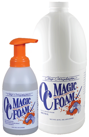 CC Magic Foam - vaahtoshampoo