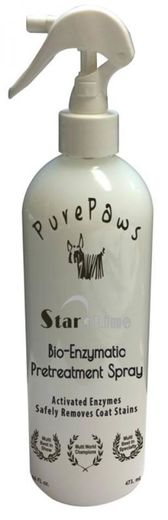 Pure Paws Bio-Enzymatic Pretreatment Spray
