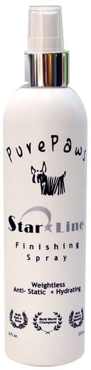 Pure Paws Star Line Finishing Spray
