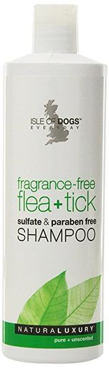 Isle Of Dogs Everyday NaturaLuxury Flea & Tick Shampoo (500 ml)