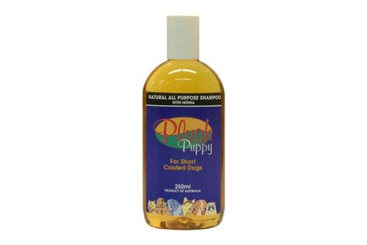 Plush Puppy Natural All Purpose Shampoo with Henna