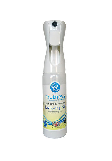 Mutneys Kwik-Dry K9 Spray 300ml