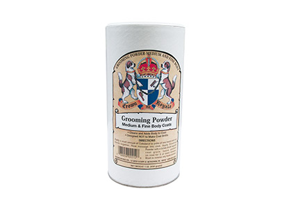 Crown Royale Grooming Powder Fine & Medium Body
