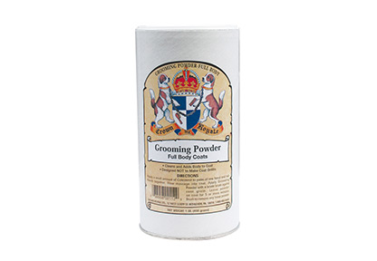 Crown Royale Grooming Powder Full Body