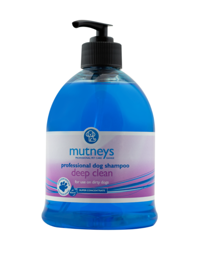 Mutneys Deep Clean Shampoo 500ml