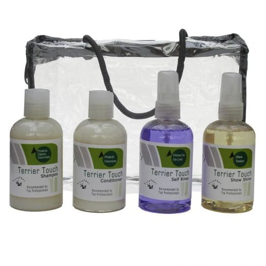 Pure Paws Terrier Touch - travel kit