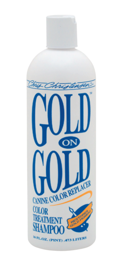 Chris Christensen Gold On Gold - shampoo 473 ml