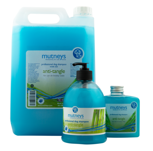 Mutneys Anti-Tangle Shampoo