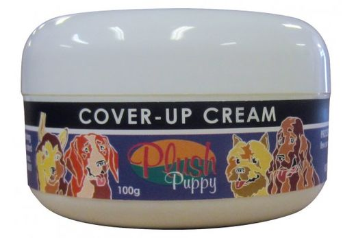 Plush Puppy Cover Up Cream 100g