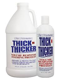 Chris Christensen Thick and Thicker Volume Response Foaming Protein