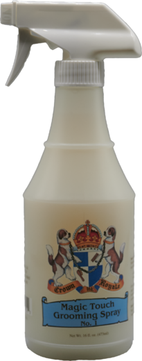 Crown Royale Magic Touch - Grooming Spray