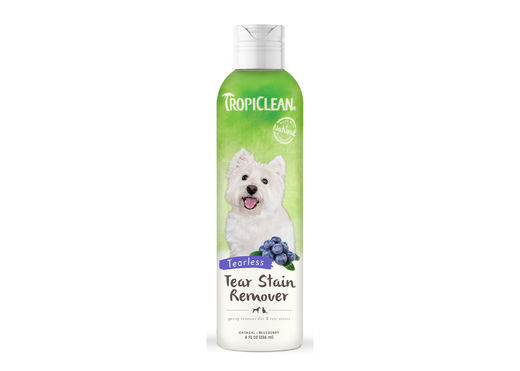 Tropiclean Oatmeal - Blueberry Tear Stain Remover 236ml