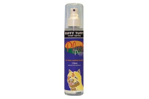 Plush Puppy Ruffy Tuffy Coat Spray 175 ml