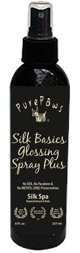 Pure Paws Silk Basics Plus Spray