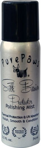 Pure Paws Silk Basics Protector Polishing Mist