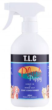 Plush Puppy T.L.C Coat Conditioner