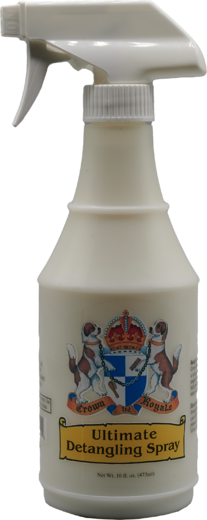 Crown Royale Ultimate Detangling Spray