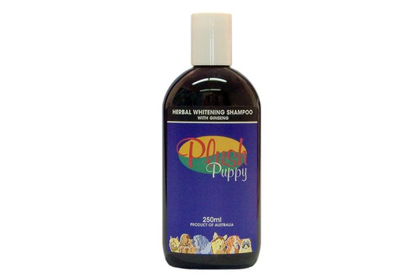 Plush Puppy Herbal Whitening Shampoo with Ginseng