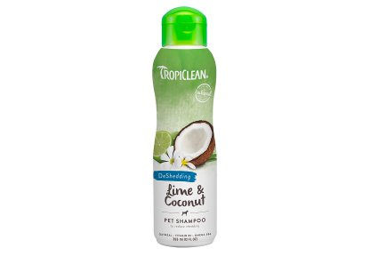 Tropiclean Lime & Coconut De Shedding Shampoo 355 ml
