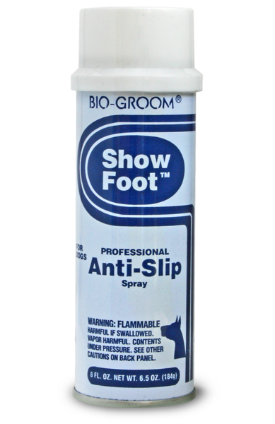 Bio Groom Show Foot